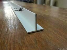Алюминиевый тавр 15x15x2 мм АД31Т5 ГОСТ 8617-81
