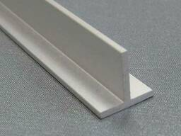 Алюминиевый тавр 80x60x2 мм АД31Т ГОСТ 13622-91