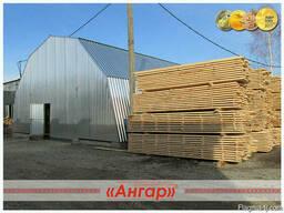Ангары/цеха/склады под деревообработку