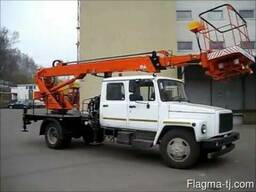 Автовышка ВС-18Т