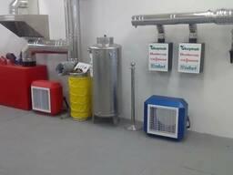 Нержавеющая сталь дымоходов, отопительных и холодильник сист - фото 2