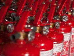 Огнетушители от завода-производителя