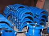 Пожарные гидранты, задвижки чугунные, запорная арматура - photo 3