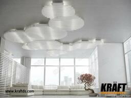 Реечный подвесной потолок от производителя (Украина)