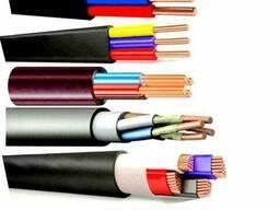 Силовой кабель 1x120 мм АВВГ ГОСТ 16442-80