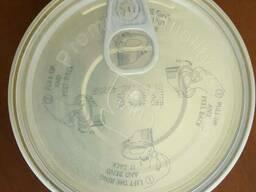 Томатная паста в бочках и в банках упакованное расфасованное - фото 3