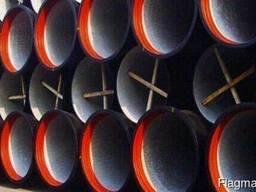 Трубы чугунные (С ЦПП, Без ЦПП) 1000 мм ВЧШГ ТУ 1461-037-502