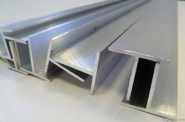 Алюминиевый тавр 40x40x3 мм АД31Т5 ГОСТ 22233-93