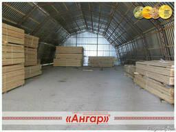 Ангары /цеха /склады под деревообработку - фото 3
