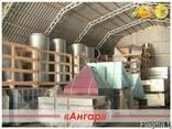 Ангары - проектирование, изготовление, строительство - фото 3