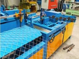 Автоматический станок для сетки рабицы 2м , цена в Алматы и в Душанбе