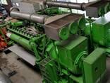 Б/У газовый двигатель Jenbacher J 620 GS-NL, 2009 г. - фото 8