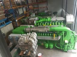 Б/У газовый двигатель Jenbacher JGS420 GSNL, 1412 Квт, 2005 г.