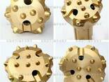 Буровые коронки D76, D90, D100, D105, D110, D130, D140, D160 - фото 3