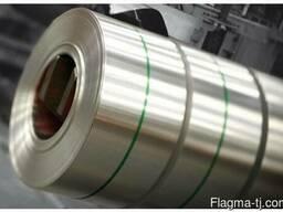 Дюралевая лента 1. 2 мм ВД1АН2 ГОСТ 13726-97