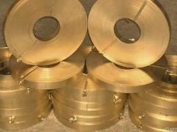 Дюралевая лента 10. 5 мм ВД1АН2 ГОСТ 13726-97