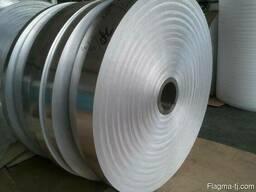 Дюралевая лента 6. 5 мм ВД1АН2 ГОСТ 13726-97