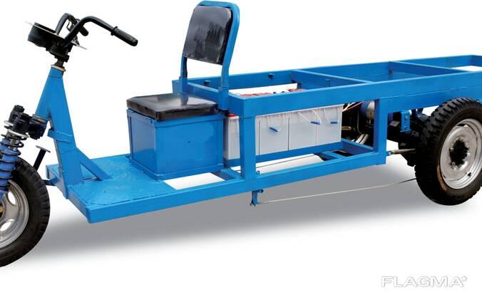 Электрический грузовой трицикл для кирпич завод. цена дешева