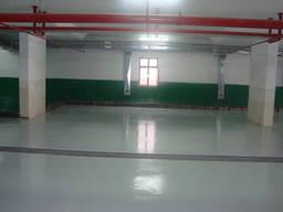 Helltech floor epoxy self levelling эпоксидное покрытие - photo 5