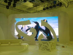 Led экран с шагом пикселя Р3.91для помещения - фото 2