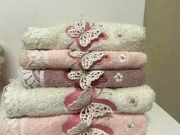 Махровые полотенца - photo 6