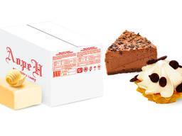Маргарин столовый LOREN Cream & cake 82%