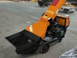 Машина для подачи бетона на высоту насос для бетона цена как купить в Таджикистане