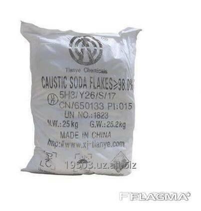 Натр едкий (каустическая сода) Caustic soda