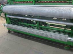 Оборудование для изготовления сварной сетки в рулонах