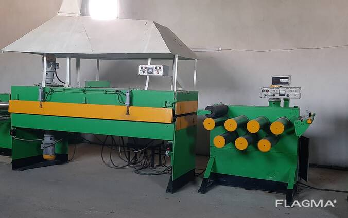Оборудование для производства ПП шпагата