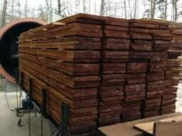 Оборудование для термической обработки древесины