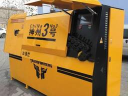 Оборудование и станок для гибки арматурных хомутов с ЧПУ китайского производства цена
