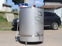 Пастеризатор молока стационарный пс-500