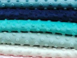 Плюшевая ткань Минки - photo 3