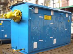 Подогреватели газа с промежуточным теплоносителем типа ПГ-ПТ