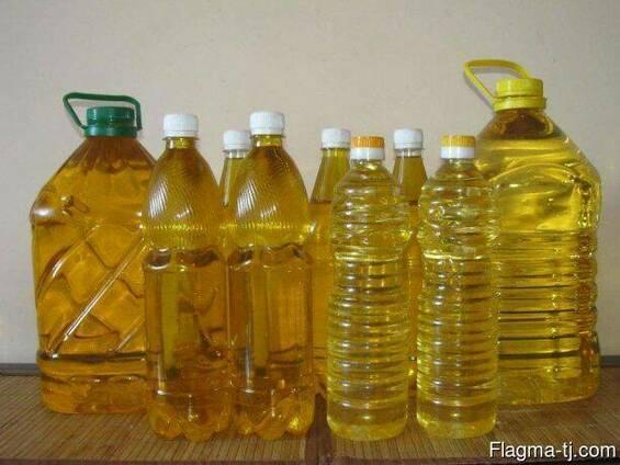 Подсолнечное масло Казахстан