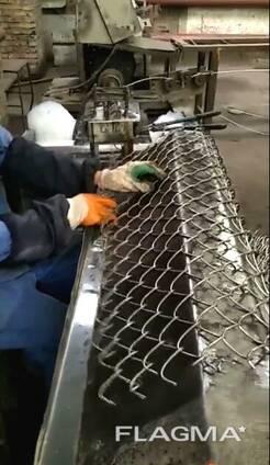 Полуавтомат автомат для изготовления сетки рабицы запчасти