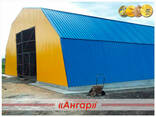 Арочные каркасные конструкции - фото 2