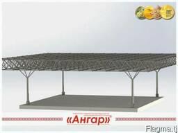 Продам Ангар (модульное здание) типовой проект Кисловодск