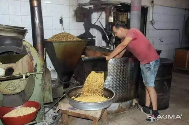 Производство нута по турецкий