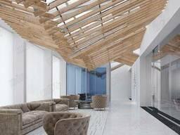Реечный подвесной потолок от производителя - фото 5