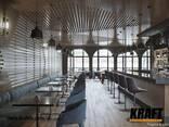 Реечный подвесной потолок от производителя - фото 6