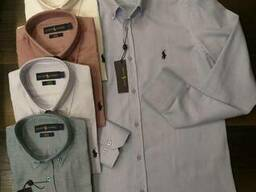 Рубашки известных брендов - photo 3