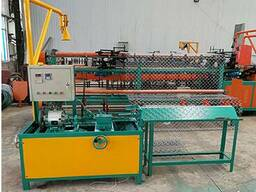 Ручной полуавтомат станок для сетки рабицы малый бизнес цена купить в Душанбе