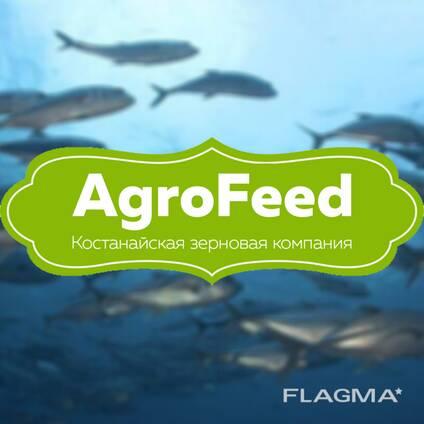 Рыба. Комбикорм гранулированный для рыбы