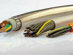 Силовой кабель 1x25 мм АВВГ ГОСТ 16442-80 - фото 1