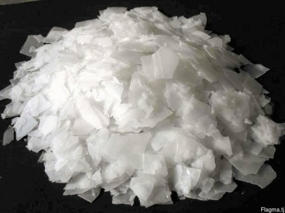 Сода каустическая, чешуированная 98%