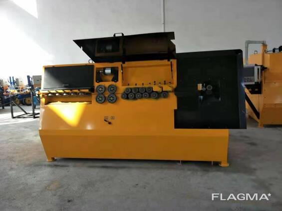 Оборудование Станок для гибки арматурных хомутов с ЧПУ 4-12мм 4-8мм цена как купить