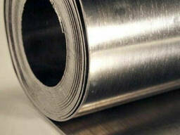 Свинцовый лист 10 мм С1 ГОСТ 11930. 3-79