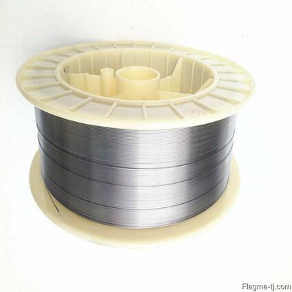 Титановая сварочная проволока 1.4 мм ОТ4-1св ГОСТ 27265-87